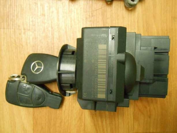 Фото - Замок зажигания Мерседес Спринтер 906 Mercedes Sprinter б/у запчасти
