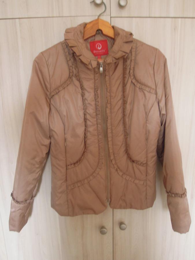Фото - Куртка болоньевая, демисезонная, размер 44-46