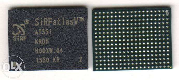 Фото - Процессор ARM 11 SirfAtlas V AT551