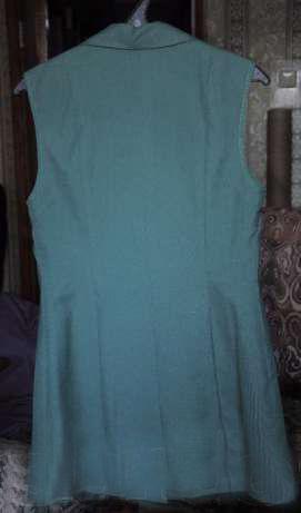 Фото 2 - жилет женский удлиненный