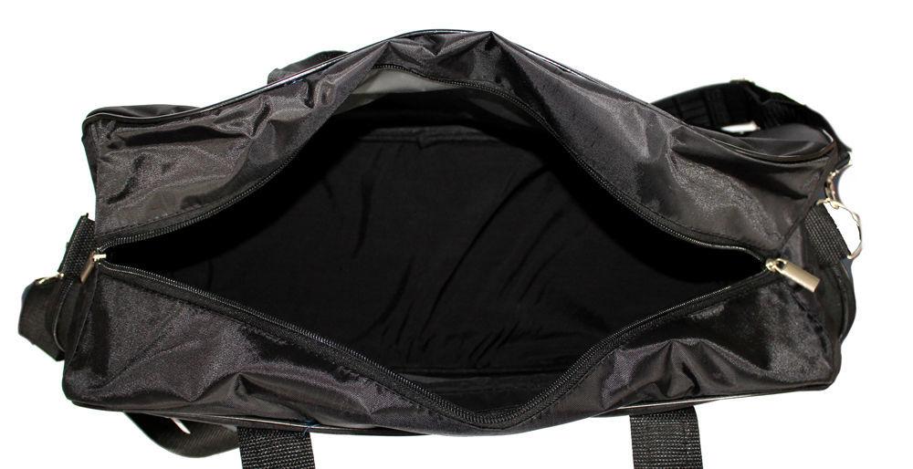 Фото 4 - Мужская спортивная дорожная сумка под Adidas (707)