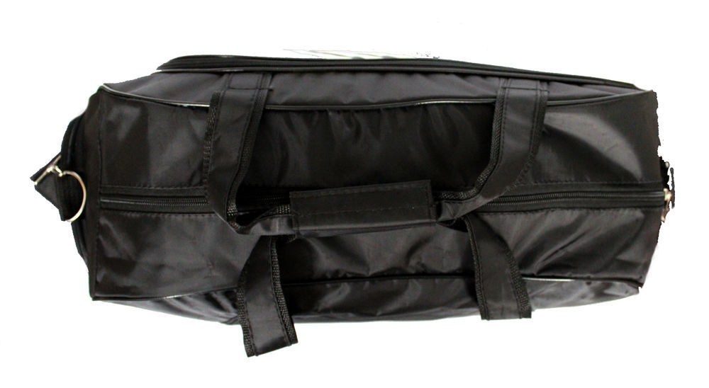 Фото 5 - Мужская спортивная дорожная сумка под Adidas (707)
