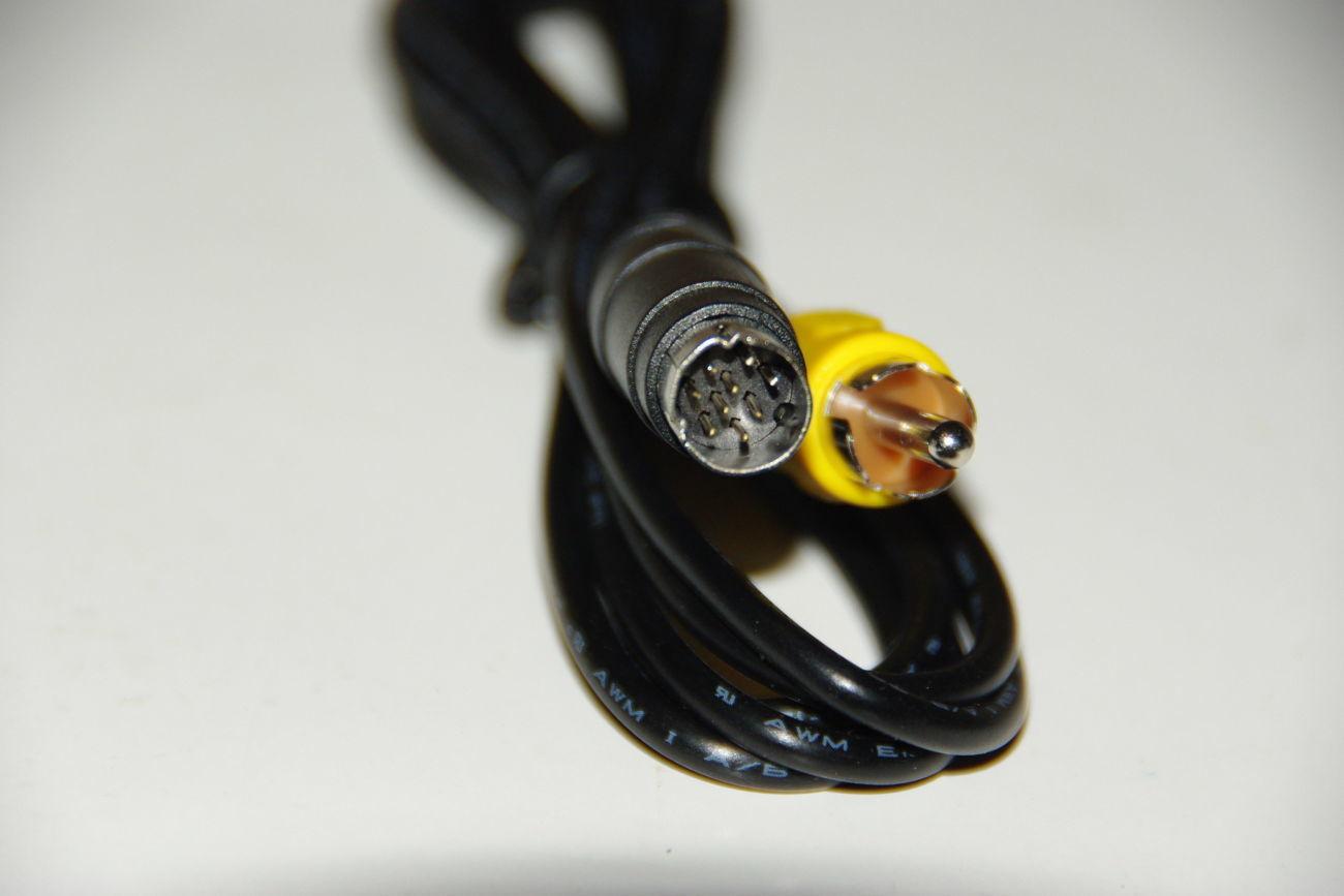 Фото 3 - 8 комплектов кабелей Video TV OUT-TV