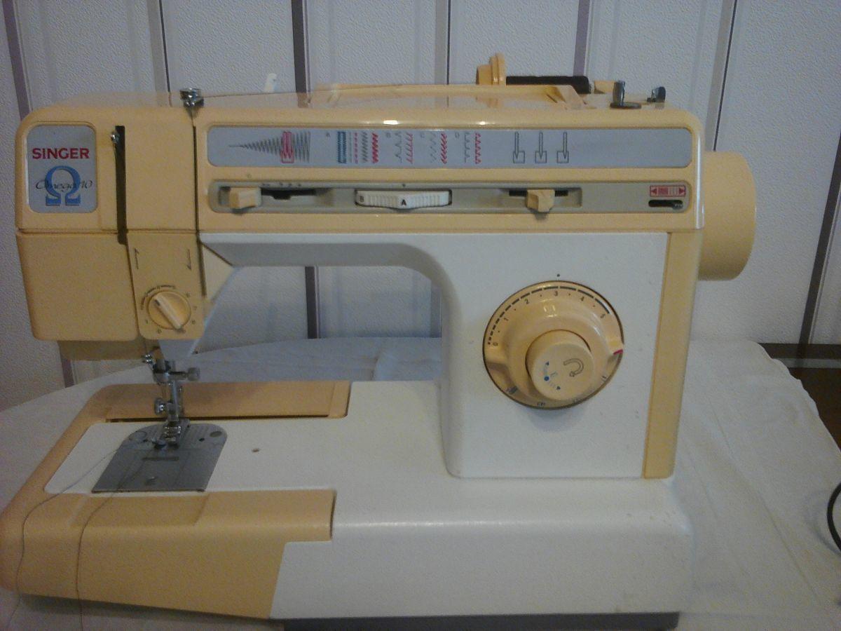 Фото - Швейная машинка ZINGER OMEGA10 из Германии б/у