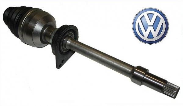 Фото - Вал приводной промежуточный КПП Ford seat VW