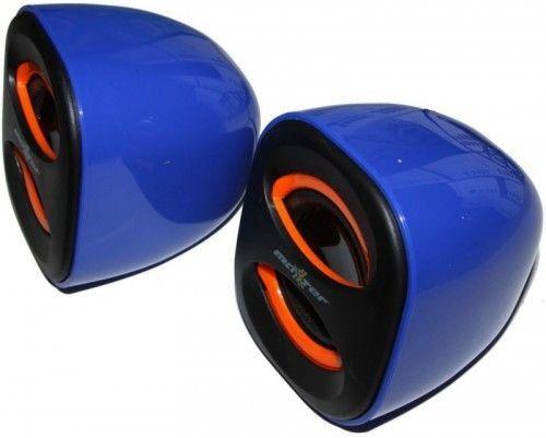 Фото - Колонки Maxxter AS20 3W x 2 синие, USB