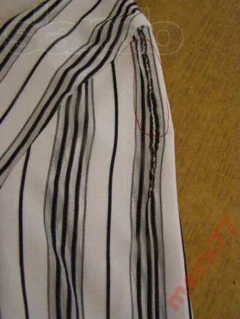 Фото 4 - Интересная блузка на замочке