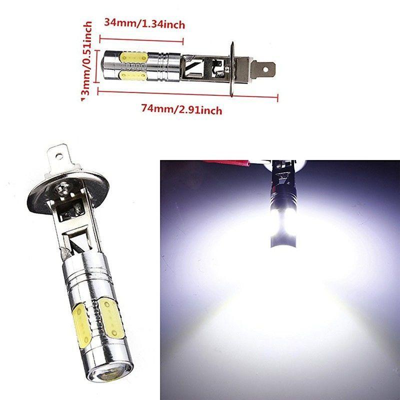 Фото - Автомобильные светодиодные лампы H1