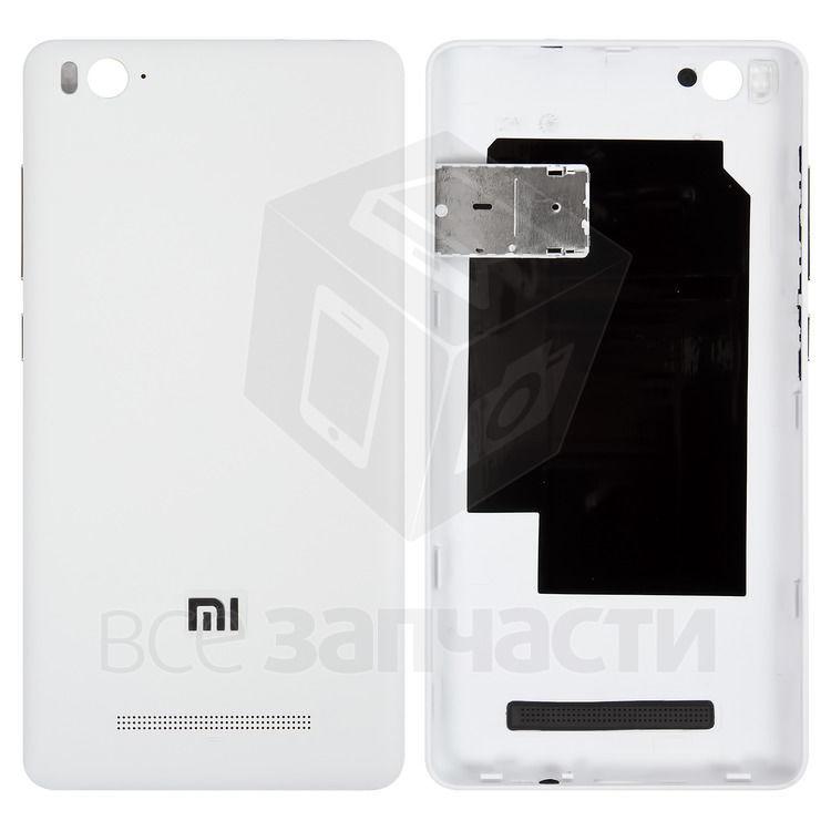 Фото - Задняя крышка батареи для мобильного телефона Xiaomi Mi4c, белая