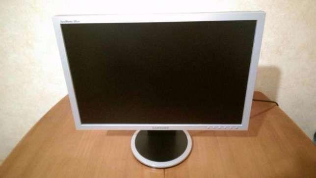 """Фото - Монитор Samsung Syncmaster 205bw 20"""""""