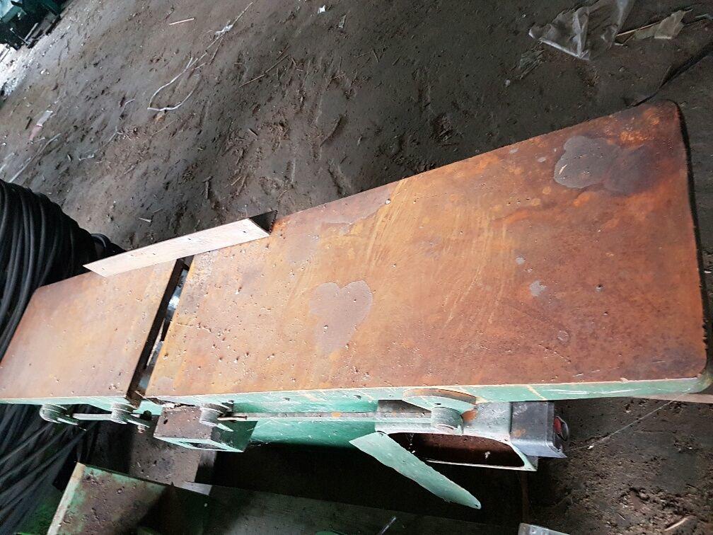 Фото - Фуганок, рама с двигателем, 400 мм, длина 2,1 м