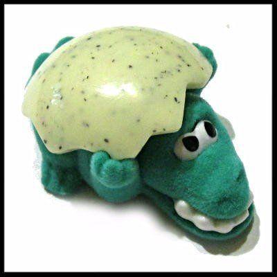 Фото - Киндер игрушки. Бархатные динозавры 2008
