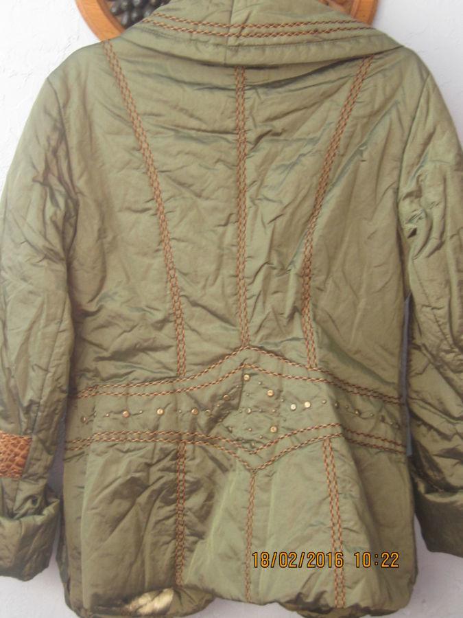 Фото 2 - Теплая куртка