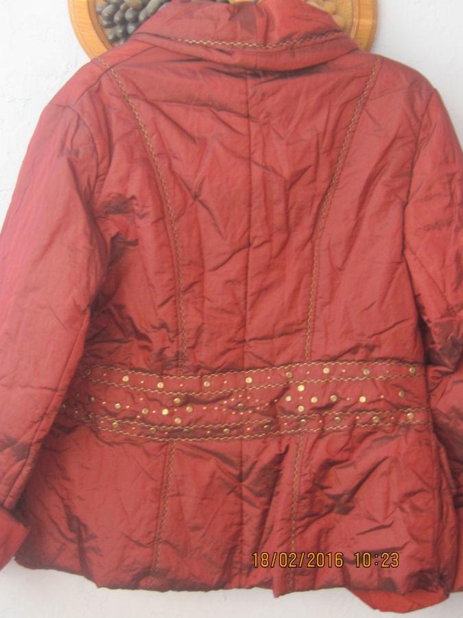 Фото 4 - Теплая куртка