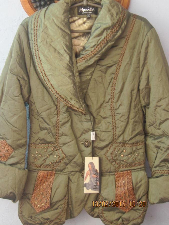 Фото - Теплая куртка