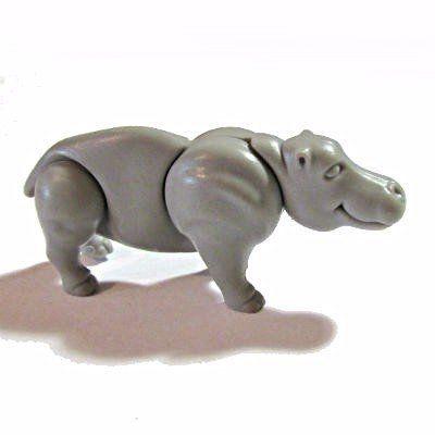 Фото - Киндер игрушки. Бегемот