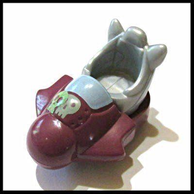 Фото - Киндер игрушки. Манга /2007/ Машинка