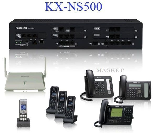 Фото - АТС Panasonic KX NS500UА