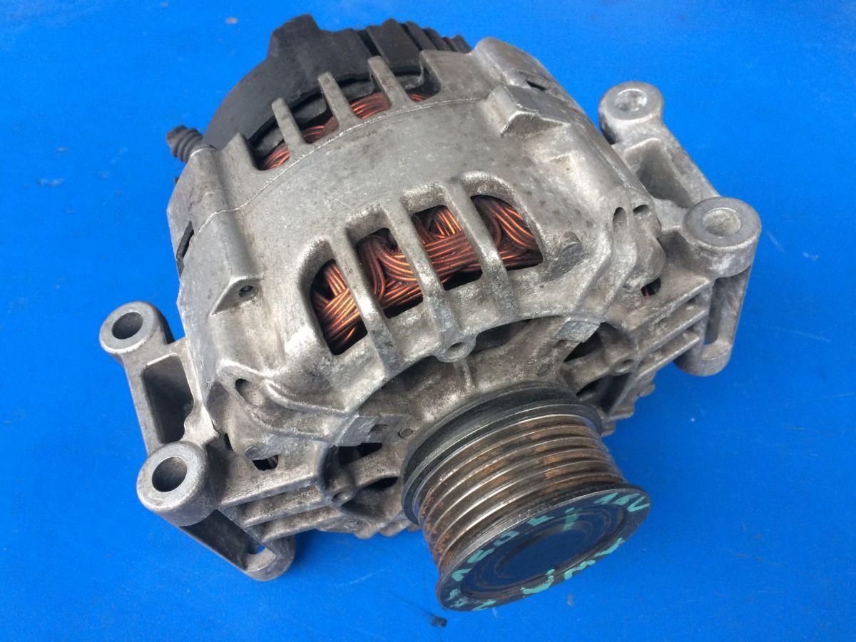 Фото - генератор 06B903016AE Audi A4, A6 1.6-1.8T Ауди