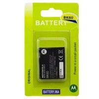 Фото - Аккумулятор Motorola BK60 880 mAh для E8, EM30, A класс