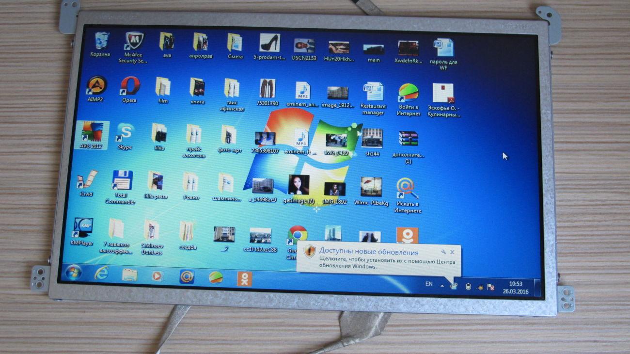 Фото 2 - Ноутбук Samsung N143 (материнка )