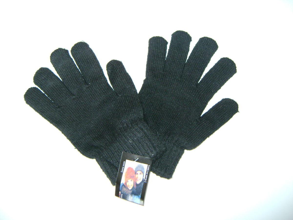 Фото - Шерстяные перчатки