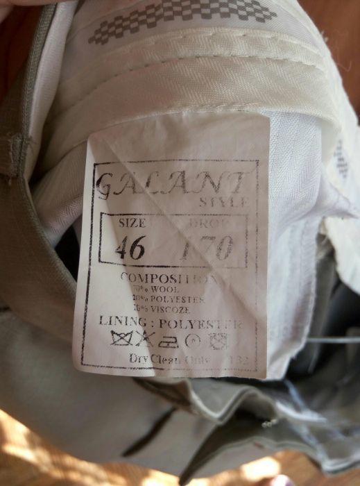 Фото 4 - Продам мужской костюм!цена снижена!