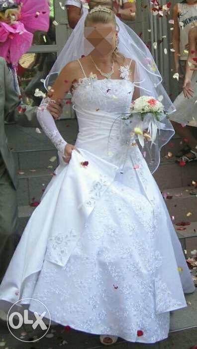 Фото 2 - Продам свадебное платье!