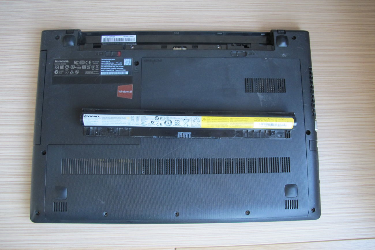 Фото 6 - Ноутбук Lenovo IdeaPad  G50-30  (разборка)