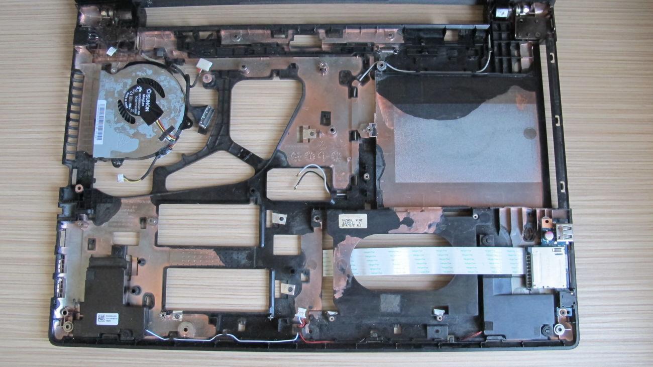 Ноутбук Lenovo IdeaPad  G50-30  (разборка)