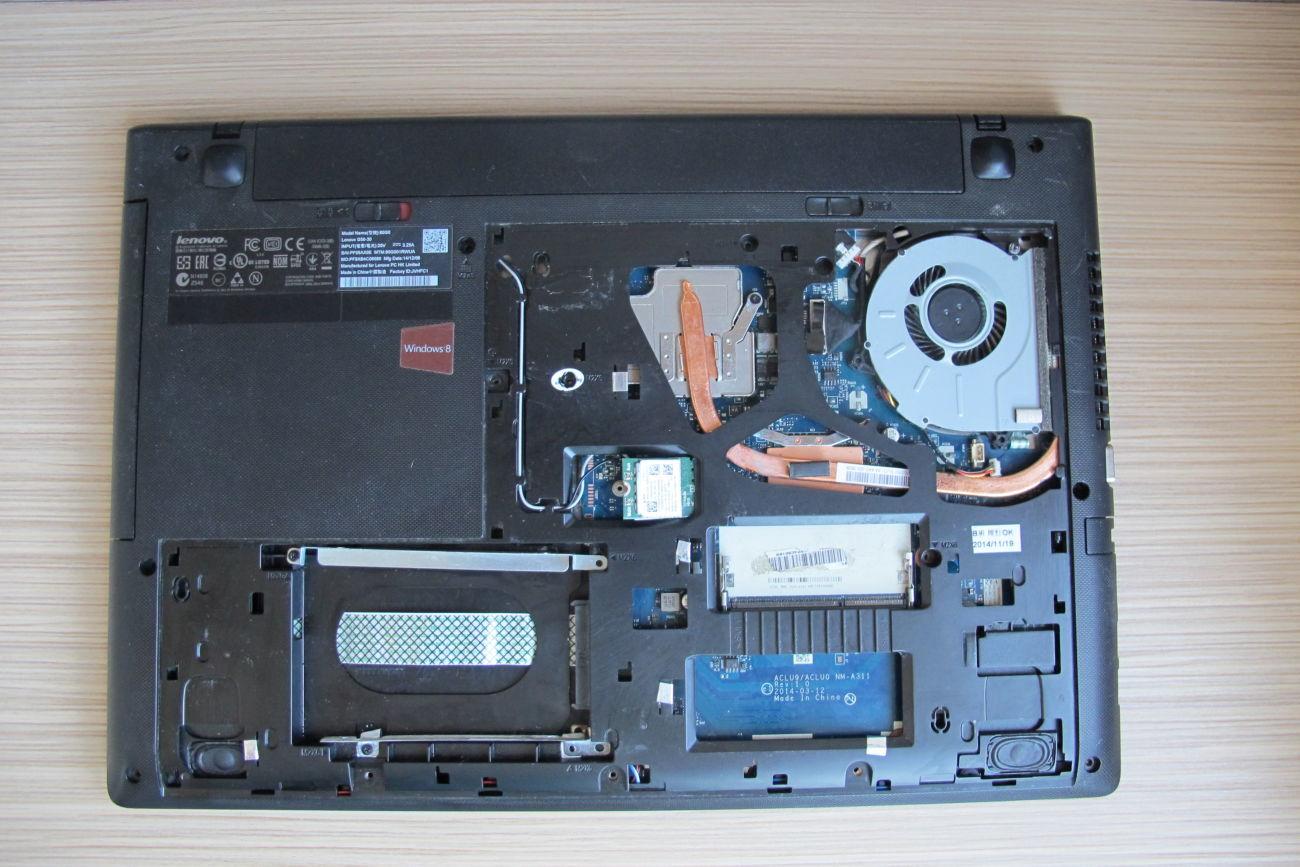 Фото 5 - Ноутбук Lenovo IdeaPad  G50-30  (разборка)