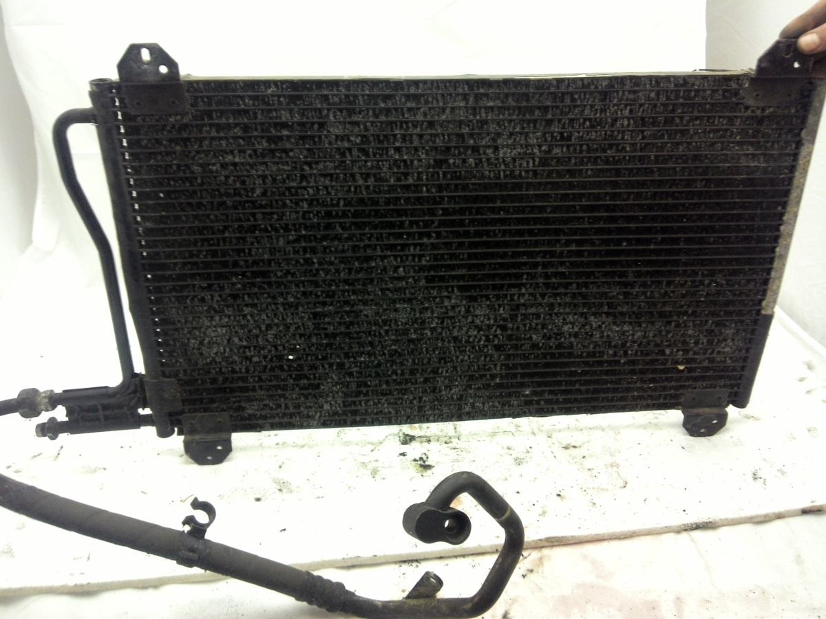 Фото - Радиатор кондиционера Mercedes Sprinter 2.2 2.7