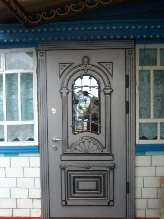 Фото - Двери входные бронированные в дом
