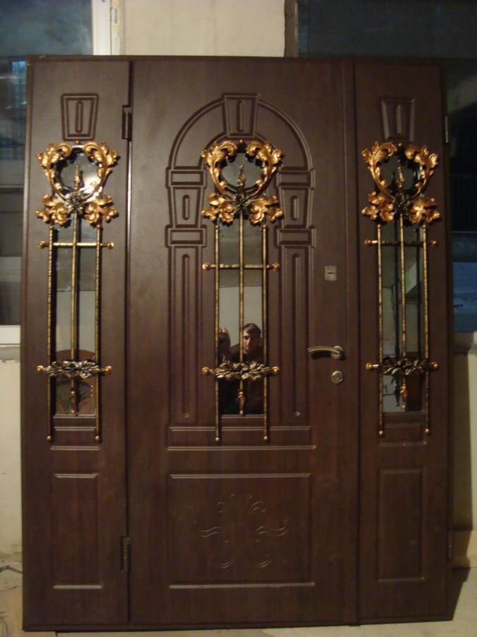 Фото 5 - Двери входные бронированные в дом