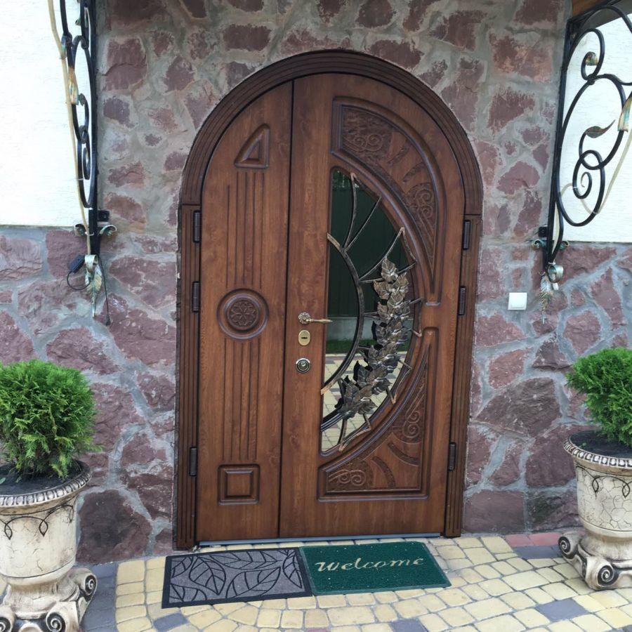 Фото 4 - Двери входные бронированные в дом