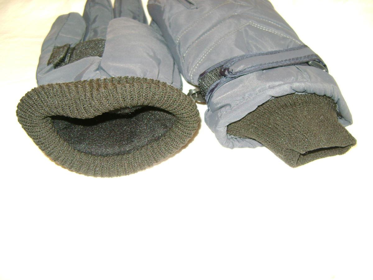 Фото 8 - Подростковые лыжные перчатки