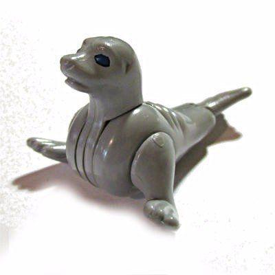 Фото - Киндер игрушки. Тюлень