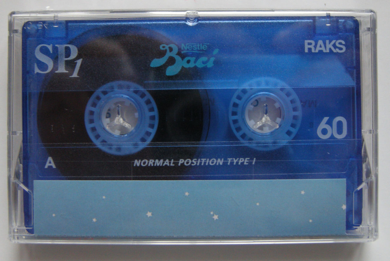 Фото 2 - Продам кассету RAKS SP 1 60 Nestle
