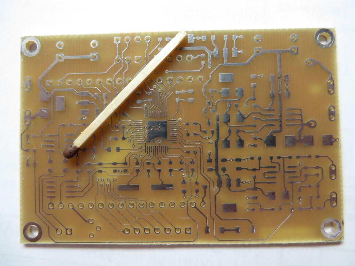 Фото 8 - Платы для сборки - металлоискатель, пинпоинтер, годограф, усилитель...