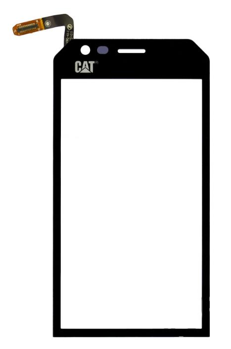 Фото - Сенсор,тачскрин CAT S30 black