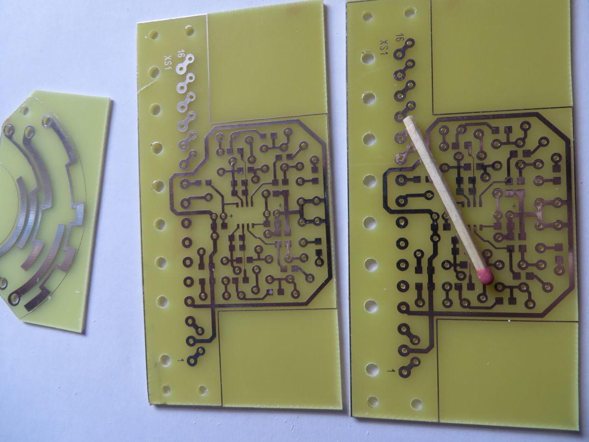 Фото 7 - Изготовление печатных плат (единичное и мелкосерийное)