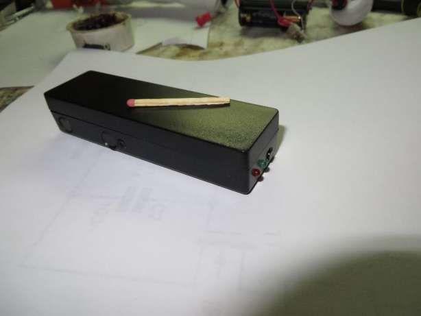 Фото - Индикатор короткозамкнутых витков (для электродвигателей)