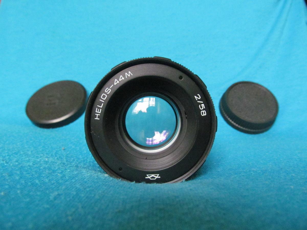 Фото - Объектив Гелиос 44М для Nikon. Бесконечность!