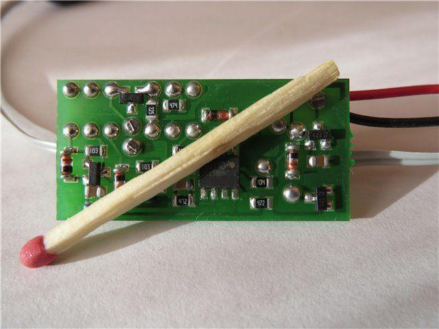 Фото 2 - Пинпоинтер №1, электроника без корпуса (есть видео теста по глубине)