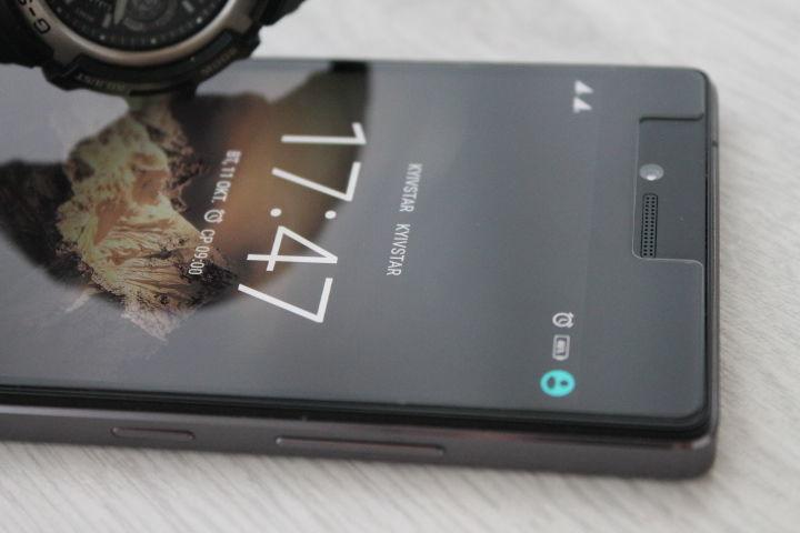 Фото - Lenovo Vibe Shot Z90 защитное закаленное стекло на экран