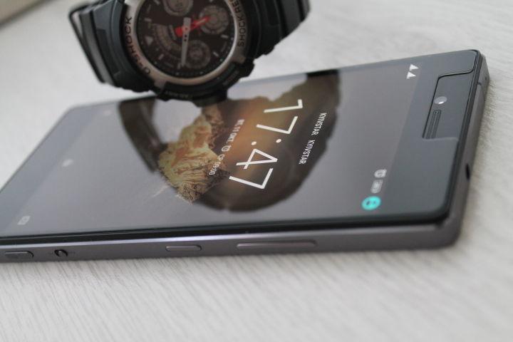 Фото 5 - Lenovo Vibe Shot Z90 защитное закаленное стекло на экран