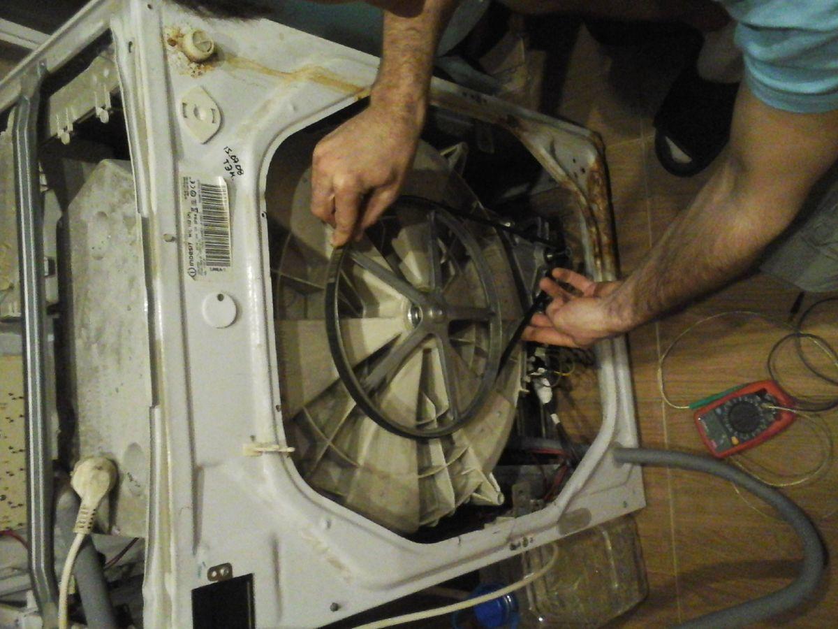 Фото 3 - Ремонт стиральных машин. Холодная Гора,Павлово Поле Скидка 30%