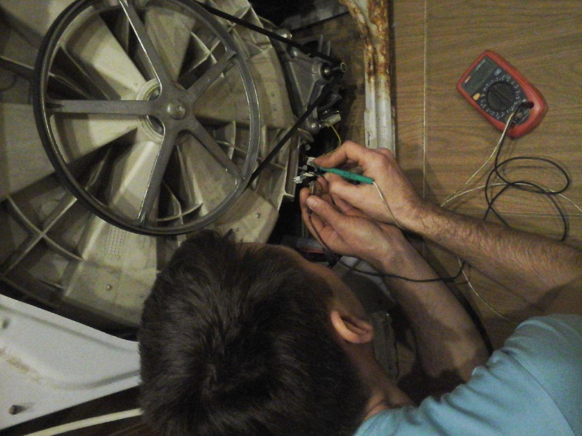 Фото 2 - Ремонт стиральных машин. Холодная Гора,Павлово Поле Скидка 30%