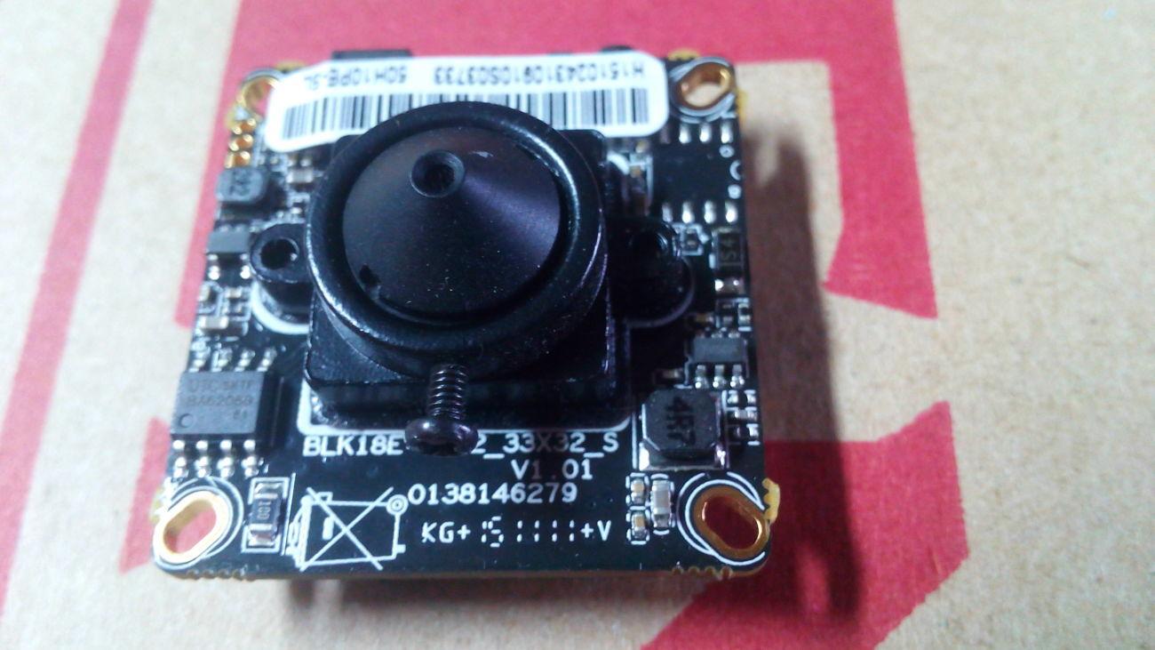 Фото - IP камера 720Р объектив пинхол