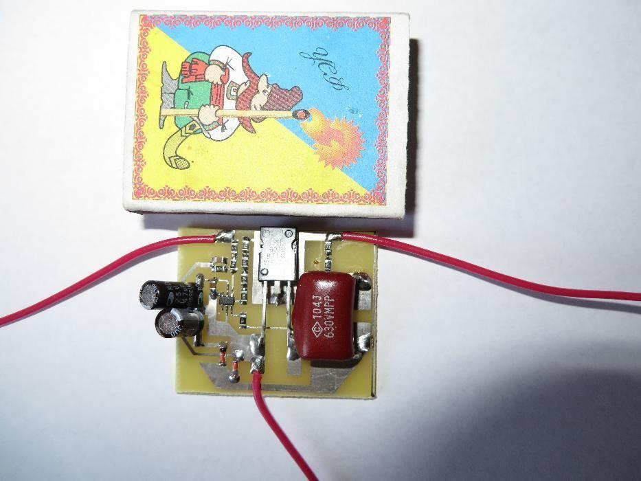 Фото - Умный сенсорный регулятор освещения (димер) 220В